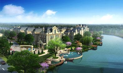 嘉兴湘湖·长岛御墅