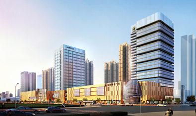襄阳南国城市广场