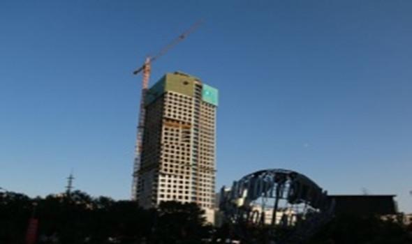 乌鲁木齐新城建大厦
