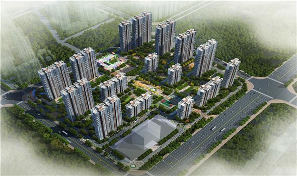枣庄大都·现代城