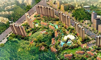 宜昌宜化山语城